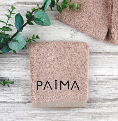 Serviette soin visage bambou