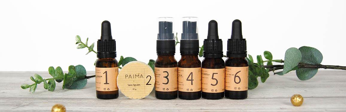6 mini produits routine peau grasse