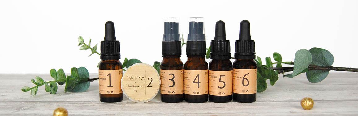 6 mini produits routine peau acnéique
