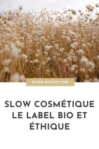Paima Slow Cosmetique pinterest