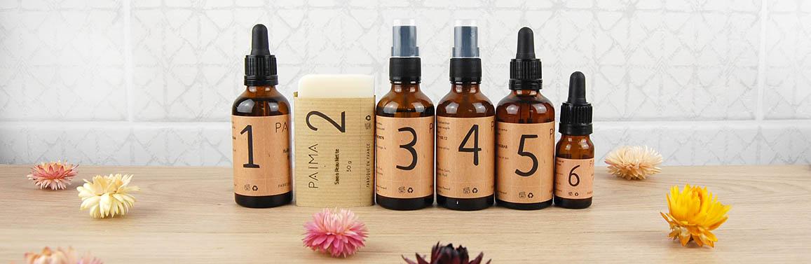 6 produits routine peau acneiques